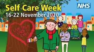 Self Awareness Week 16-22 November 2020